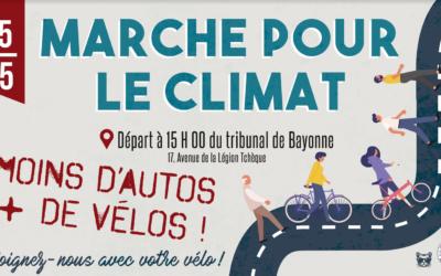 Marche pour le climat – 25/05