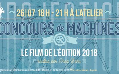 [Projection] Concours de Machines