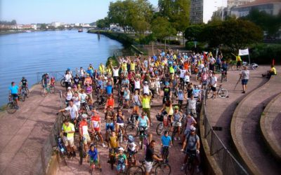 Pistes cyclables du BAB : Grande vélo inauguration le dimanche 5 juillet à 10h30