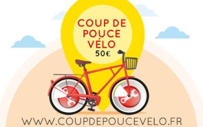 Réouverture de l'atelier et Coup de Pouce vélo !