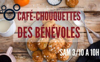 Café-chouquettes Samedi 3 Octobre – Comment s'investir à Txirrind'Ola ?