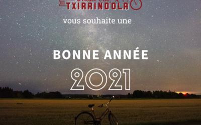 Meilleurs Voeux 2021 : Prolongation du Coup de pouce vélo et Marquage Bicycode
