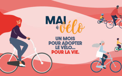 Challenge Mai à Vélo – Ensemble, on va plus loin !